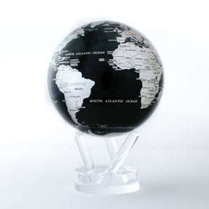 black and silver mova globe in amarillo tx