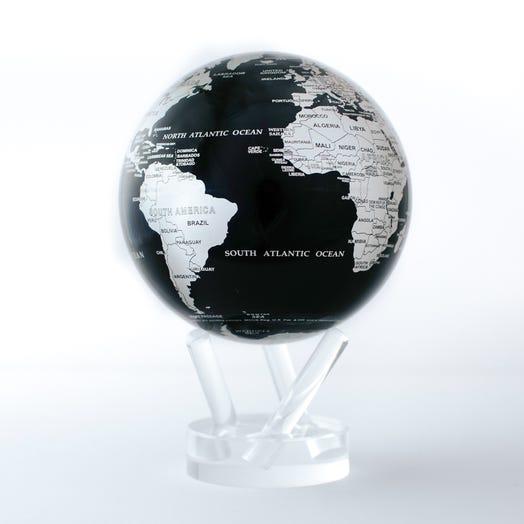 black and silver mova globe in amarillo tx